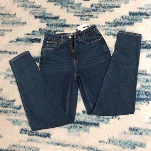 🌸New🌸Topshop Moto Mom Jeans
